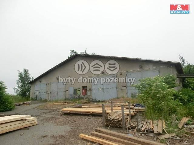 Prodej, Výrobní objekt, 1588 m², Čavisov