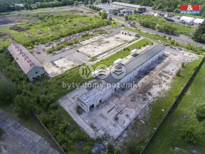 Pronájem, Provozní plocha, 24622 m², Ostrov