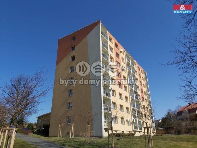 Pronájem, Byt 1+1, 36 m², Krásná Lípa, Nemocniční