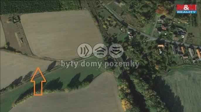 Prodej, Pole, 2987 m², Srby