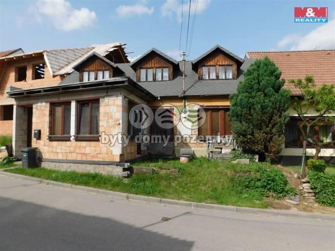 Prodej, Rodinný dům, 172 m², Zbraslav, Jiráskova