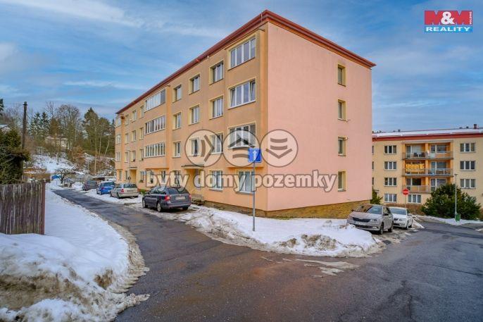 Prodej bytu 2+1, 50 m², Nová Role, ul. Pod