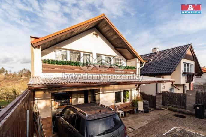 Prodej, Rodinný dům, 280 m², Praha, Nad dolíky
