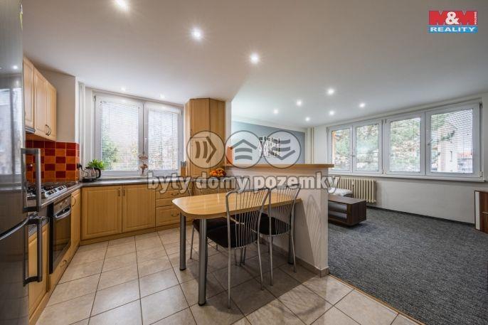 Prodej, Byt 3+1, 73 m², Příbram, Čechovská