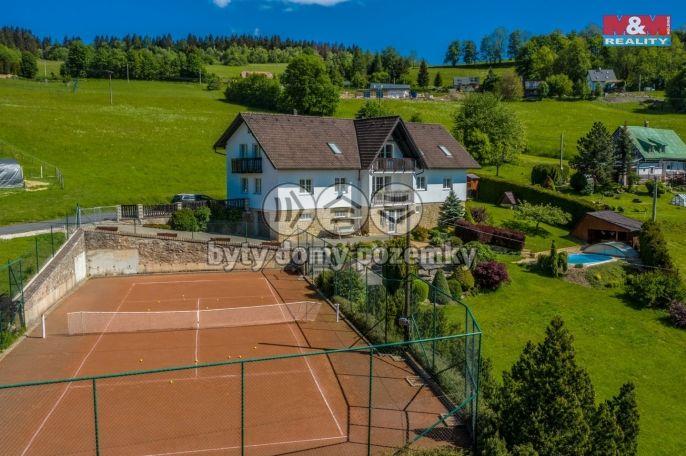 Prodej, Rodinný dům, 3968 m², Šimonovice