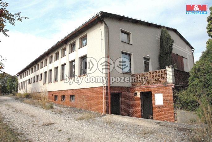 Prodej, Výrobní objekt, 2478 m², Bukvice