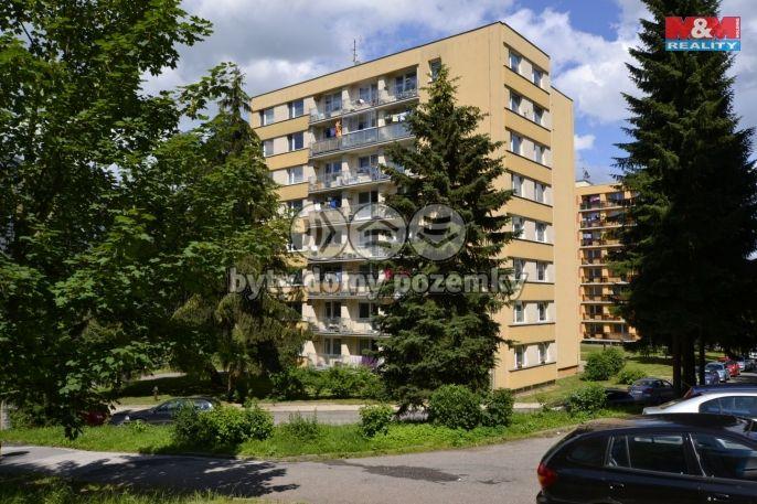 Pronájem, Byt 3+1, 63 m², Trutnov, Slévárenská