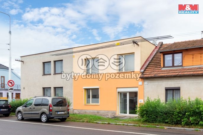 Pronájem, Rodinný dům, 140 m², Pardubice, Chrudimská