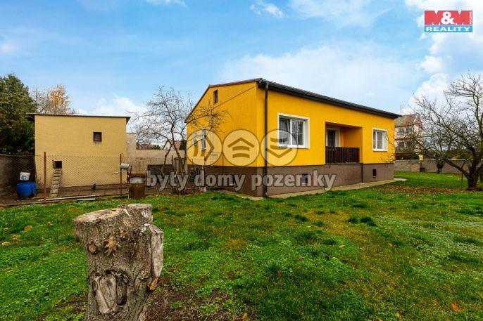 Prodej, Rodinný dům, 124 m², Podbořany, Budovatelů