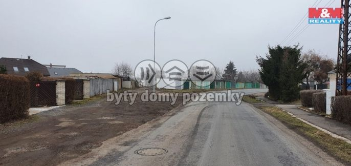 Prodej, Garáž, 18 m², Jirkov, Zaječická