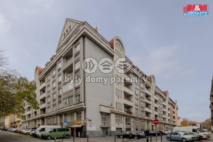 Pronájem, Byt 2+1, 72 m², Praha, Biskupcova