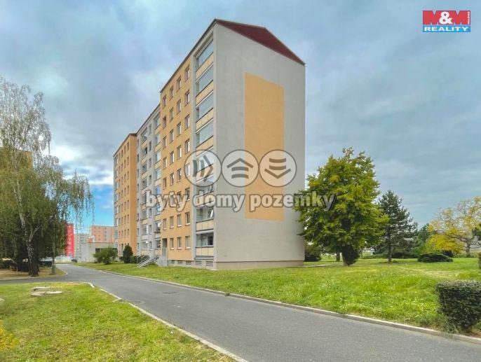 Prodej, Byt 1+kk, 33 m², Teplice, Arbesova