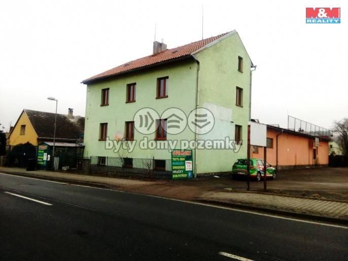 Pronájem, Obchodní objekt, 670 m², Vojnův Městec