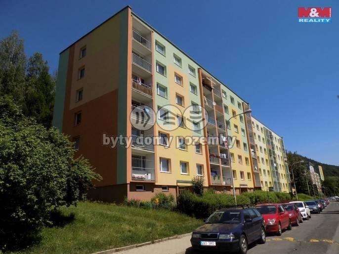 Prodej, Byt 1+1, 34 m², Děčín, Na Pěšině