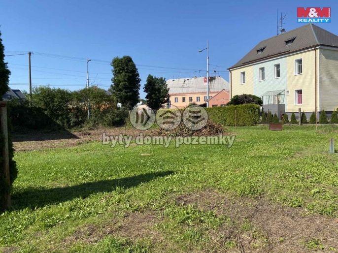 Prodej, Pozemek k bydlení, 1739 m², Opava