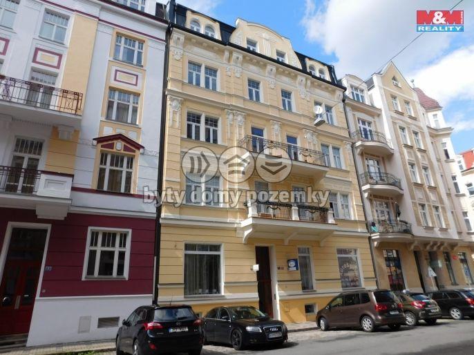 Pronájem bytu 3+1, 66 m², Karlovy Vary, ul.