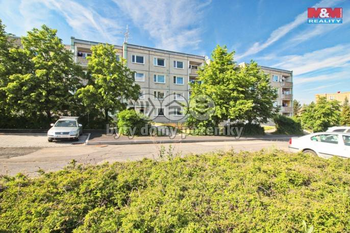 Prodej, Byt 3+1, 82 m², Mníšek pod Brdy, Ke škole