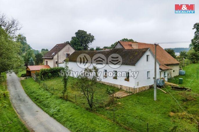 Prodej, Rodinný dům, 5347 m², Karle