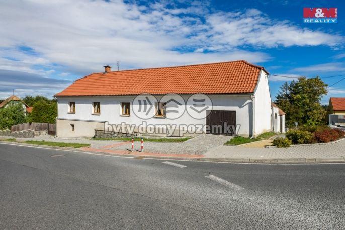 Prodej, Rodinný dům, 1246 m², Štěnovice, Plzeňská