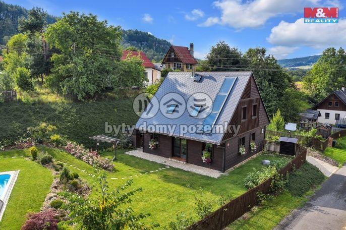 Prodej, Rodinný dům, 1244 m², Klokočí