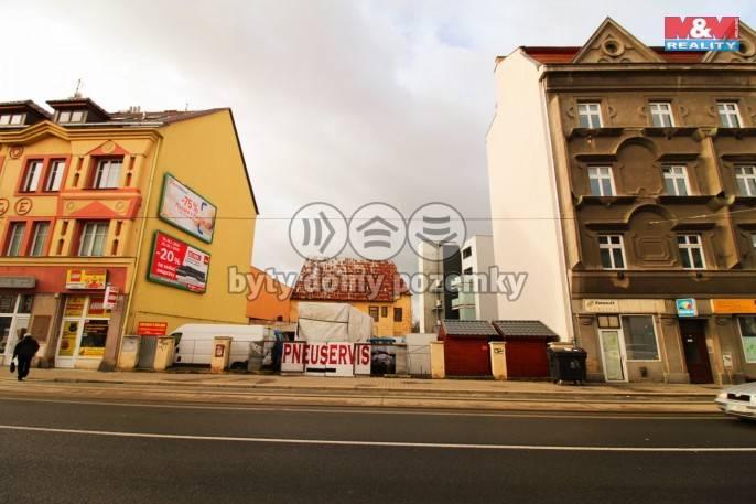 Pozemek pro bydlení na prodej, Plzeň (Východní Předměstí)