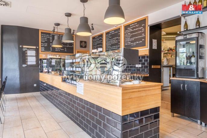 Pronájem restaurace, stravování, 81 m², Praha, ul.