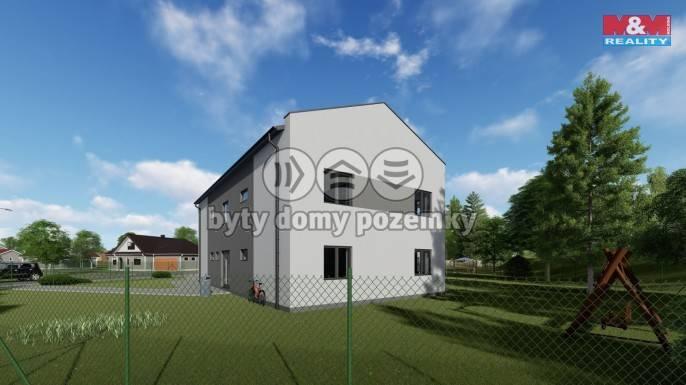Prodej, rodinný dům, 2188 m², Letkov, ul. Šeříková