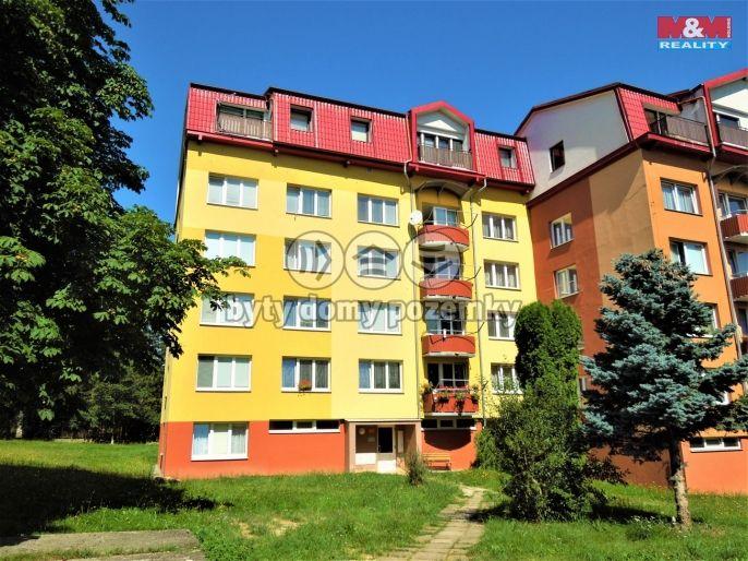 Prodej, Byt 2+1, 52 m², Týn nad Vltavou, Malostranská