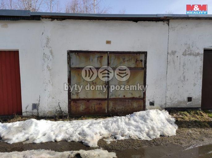 Prodej, Garáž, 34 m², Nejdek, Limnická