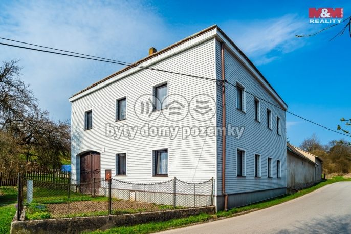 Prodej, Zemědělská usedlost, 2760 m², Písečné