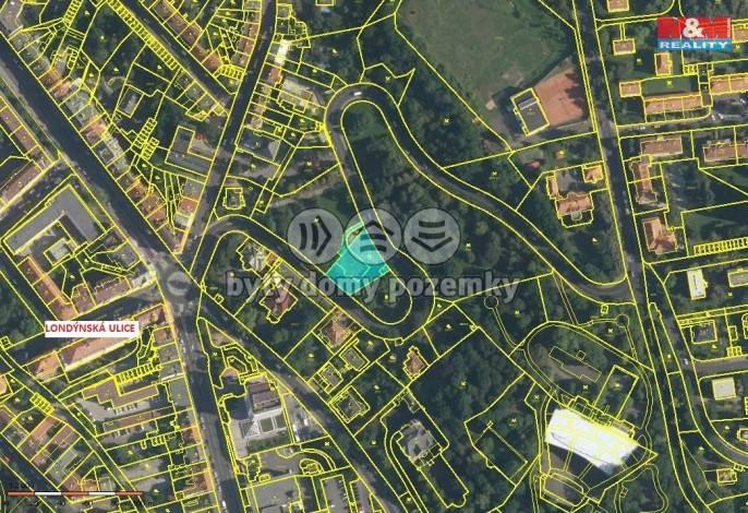 Pozemek pro bydlení na prodej, Ústí nad Labem