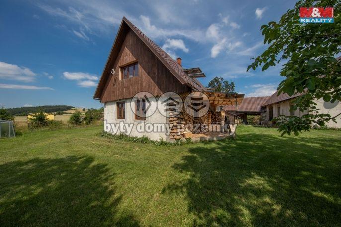 Prodej, Chalupa, 2654 m², Hynčina
