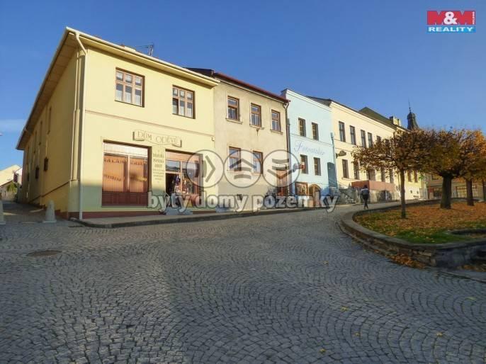 Prodej, Nájemní dům, 535 m², Brušperk