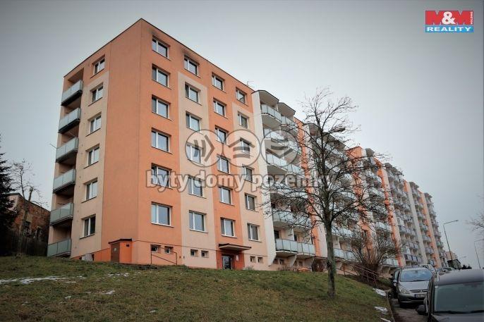 Prodej, Byt 2+1, 56 m², Třebíč, Tkalcovská