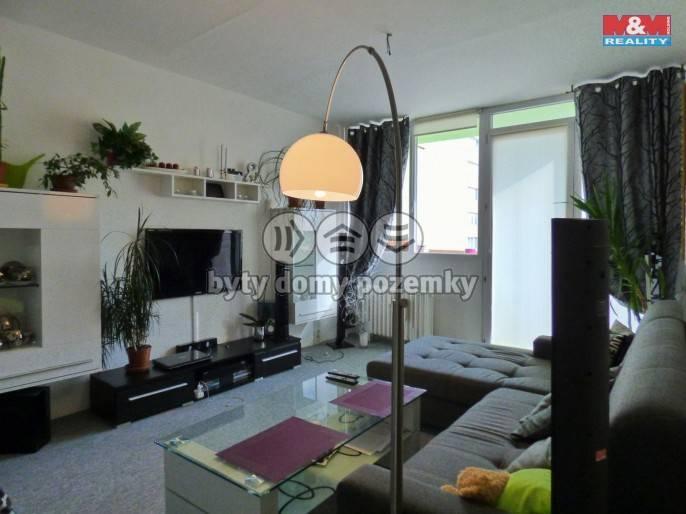Pronájem, Byt 1+1, 47 m², Opava, Holasická