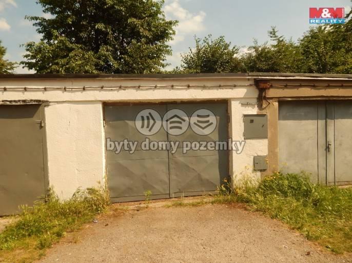 Garáž na prodej, Karviná (Mizerov)