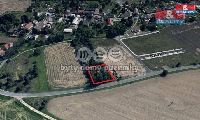 Prodej, Pozemek k bydlení, 1130 m², Přerov