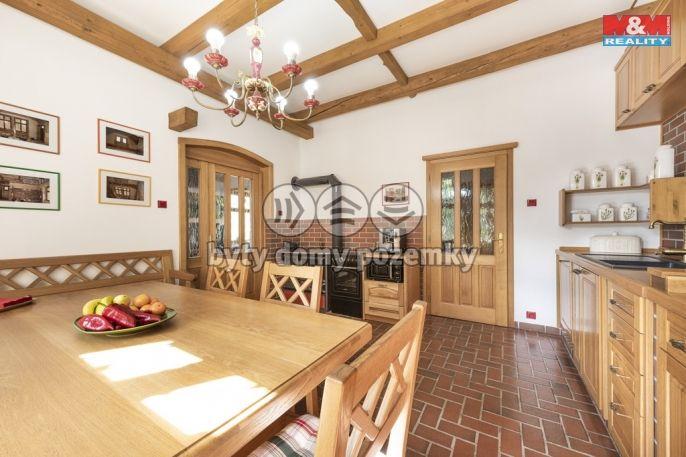 Prodej, Rodinný dům, 1387 m², Křimov