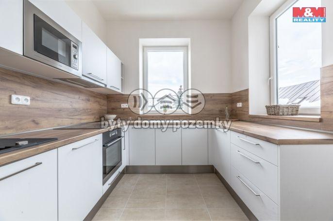 Prodej, Byt 2+1, 72 m², Jablonec nad Nisou, Turistická