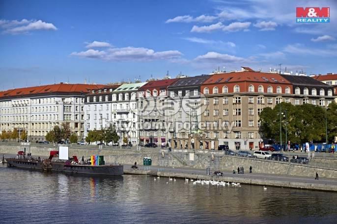 Pronájem, Byt 4+1, 155 m², Praha, Na hrobci