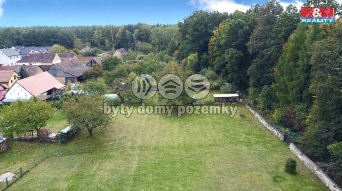 Prodej, Pozemek k bydlení, 1065 m², Nový Ples