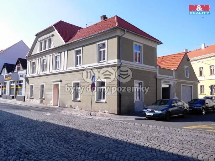 Prodej, Nájemní dům, 303 m², Žatec