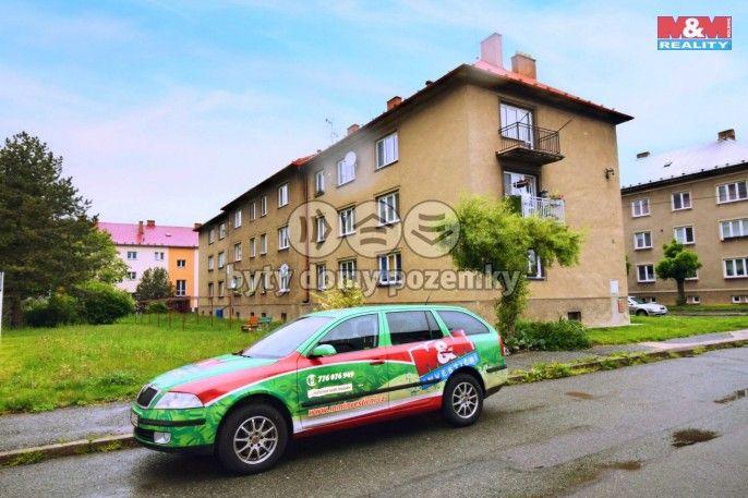 Pronájem, Byt 1+1, 48 m², Kostelec nad Orlicí, Seifertova