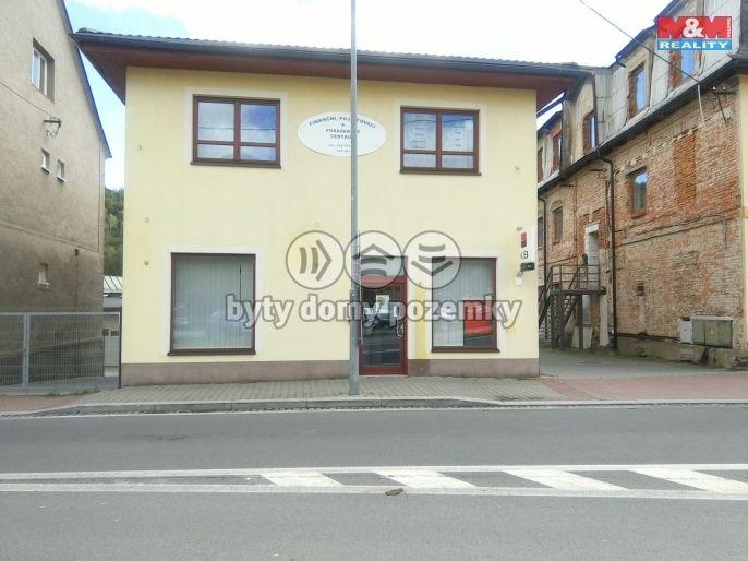 Pronájem, Obchod a služby, 136 m², Vrbno pod Pradědem
