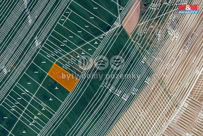 Prodej, Pole, 2601 m², Vracov