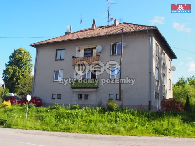 Prodej, Byt 3+1, 68 m², Chyšky