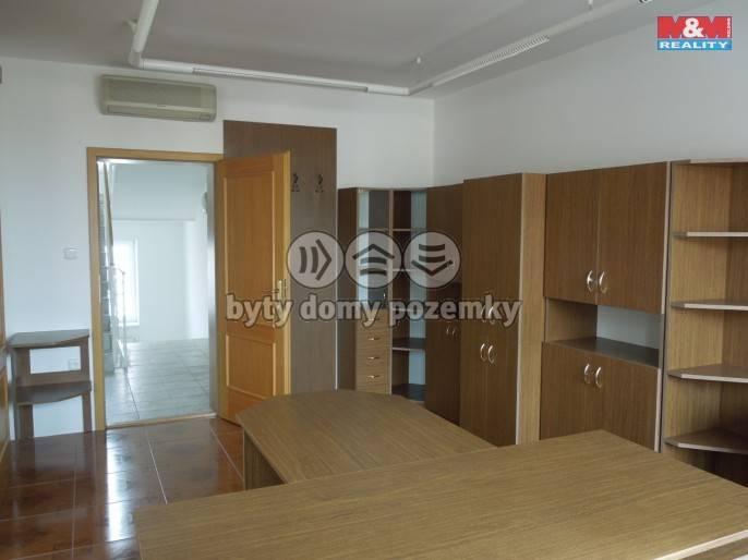 Pronájem, Kancelářský prostor, 60 m², Pardubice