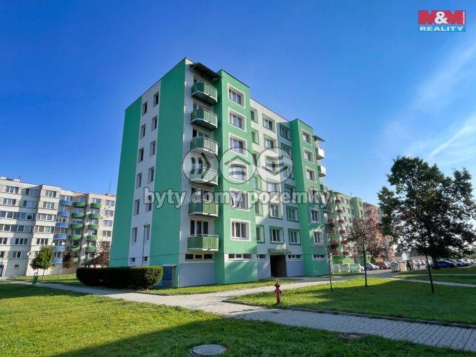 Prodej, Byt 3+1, 78 m², Soběslav, Sídliště Svákov