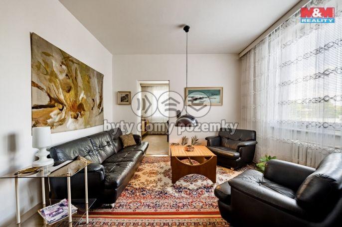 Prodej, Byt 3+1, 67 m², Tábor, Náchodská