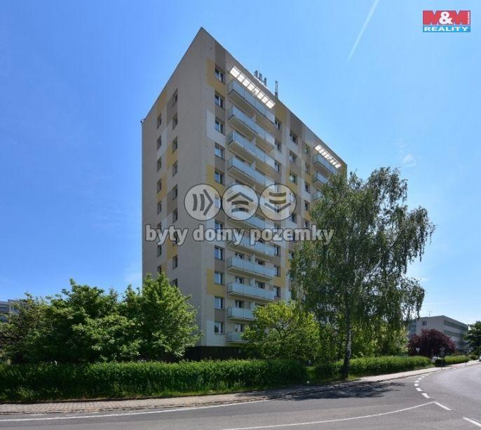 Pronájem, Byt 2+1, 43 m², Mladá Boleslav, Zalužanská